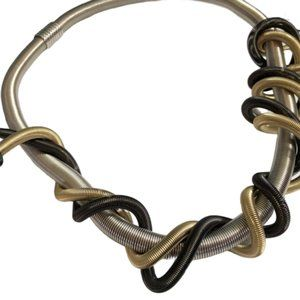 Fun Bendable Snake Chain Necklace